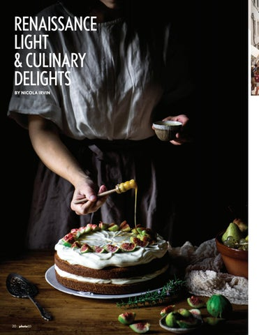 Page 20 of RENAISSANCE LIGHT & CULINARY DELIGHTS