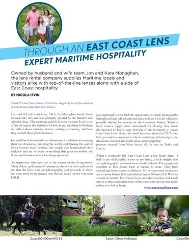 Page 30 of THROUGH AN EAST COAST LENS