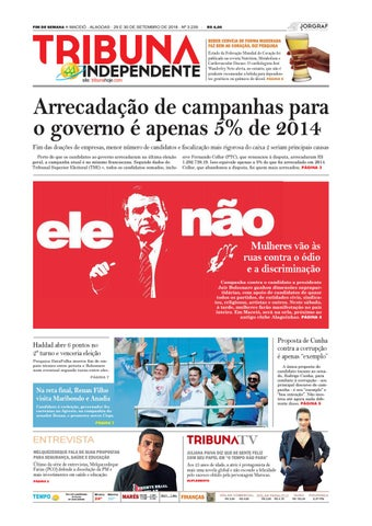 10bd8822b49 Edição número 3239 - 29 e 30 de setembro de 2018 by Tribuna Hoje - issuu