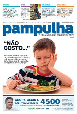 ba8a95f491222 Pampulha - 29 de setembro a 5 de outubro de 2018 by Tecnologia Sempre  Editora - issuu