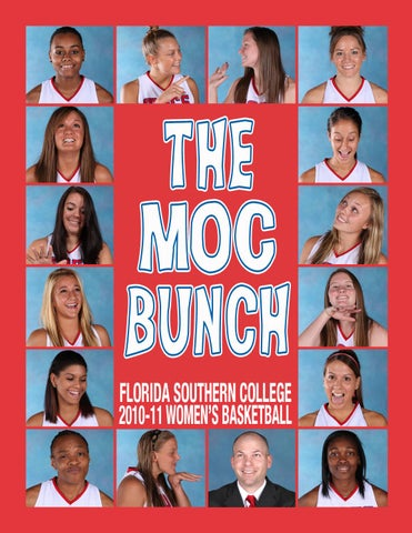 3c7284683c FLORIDA SOUTHERN COLLEGE 2010-11 WOMEN'S BASKETBALL
