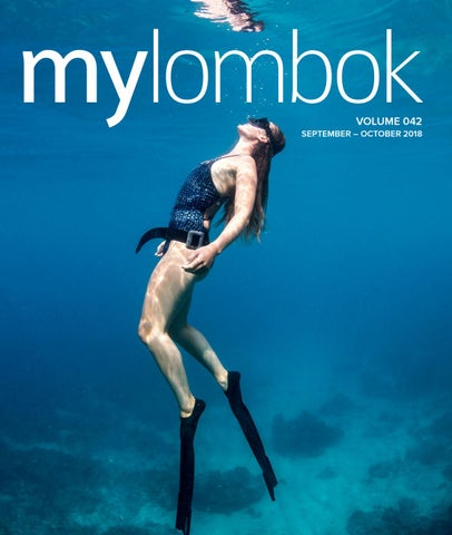 Salty water, travels in Lombok