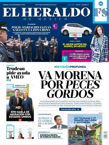 29 de septiembre de 2018 by El Heraldo de México - issuu db9022500a592