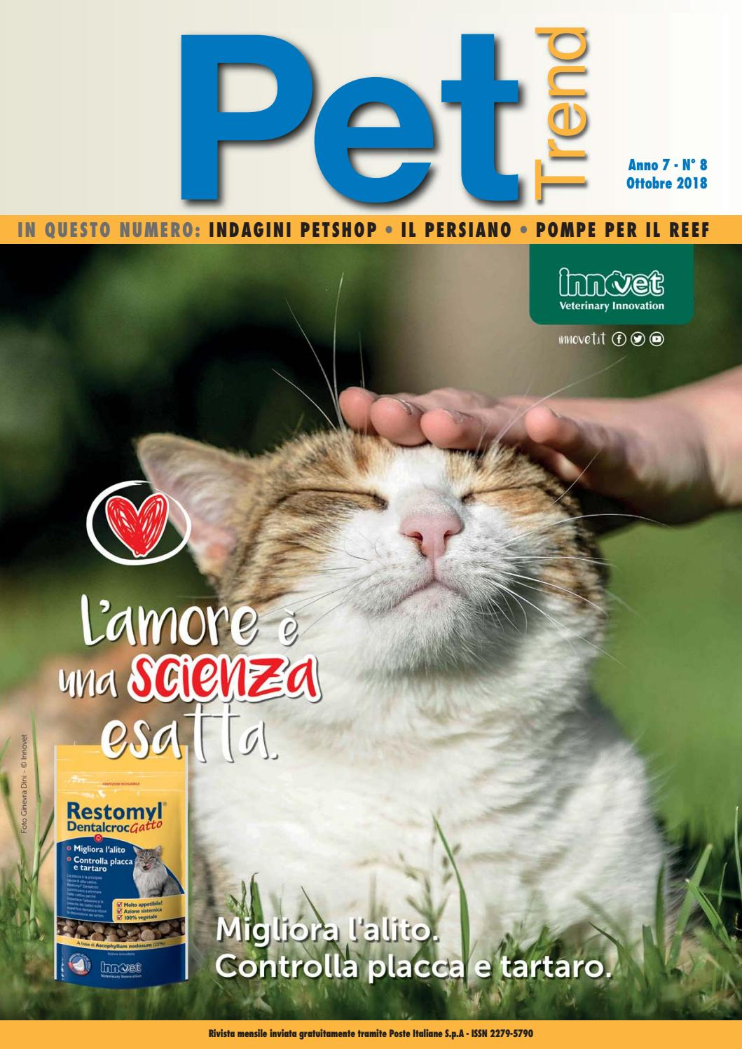 PetTrend Ottobre 2018 by E.V. Soc. Cons. a r.l. issuu