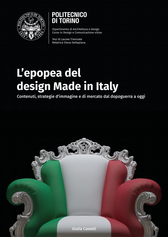 Esposizione Permanente Del Made In Italy E Del Design Italiano.L Epopea Del Design Made In Italy By Giulia Castelli Issuu