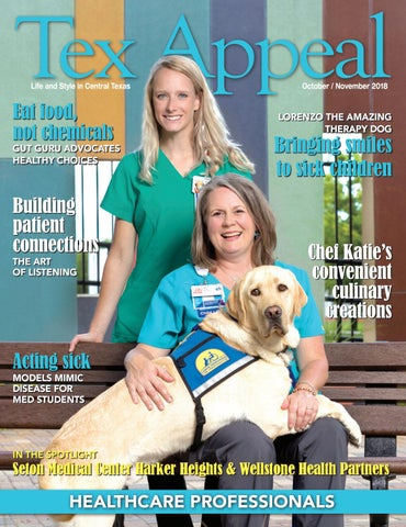 Tex Appeal Magazine | October & November 2018 by Temple