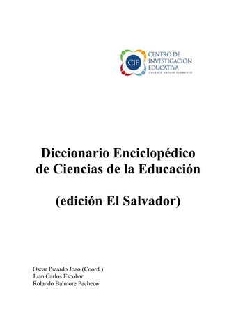 e3fa8a35 Diccionario by Jimmy-2018 - issuu
