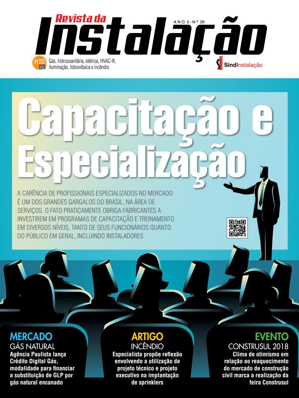 0e41a1a9474 Revista da Instalação Edição nº 29 by Revista Potência - issuu