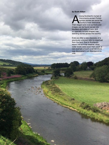 Page 103 of Summer heatwave reveals rare Pictish stone hidden in a river