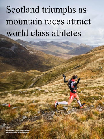Page 114 of Salomon Glen Coe Skylineattracts world class athletes