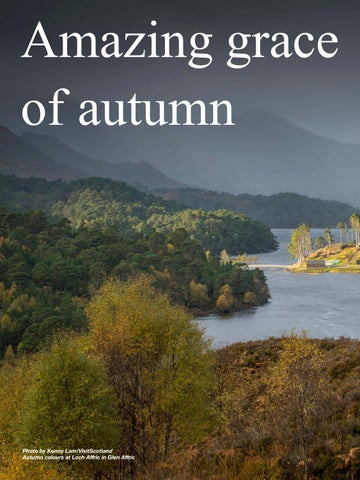Page 50 of Fabulous Fall - the magic colours of autumn in Scotland