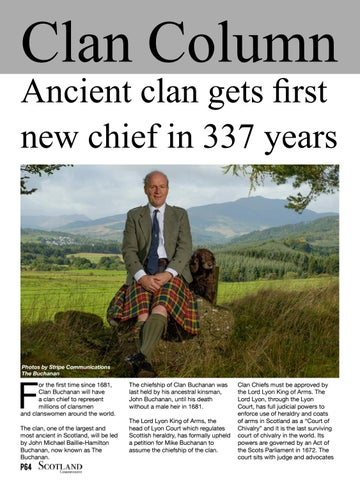 Page 64 of New Chief for Clan Buchanan