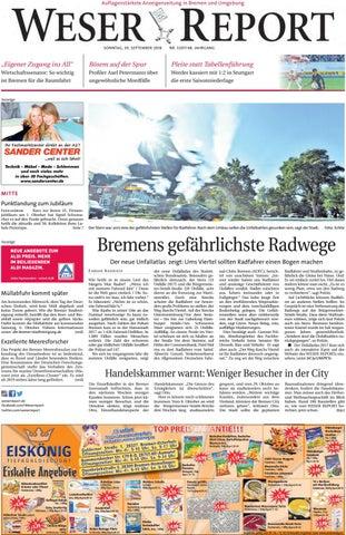 Weser Report - Mitte vom 30.09.2018 by KPS Verlagsgesellschaft mbH ...