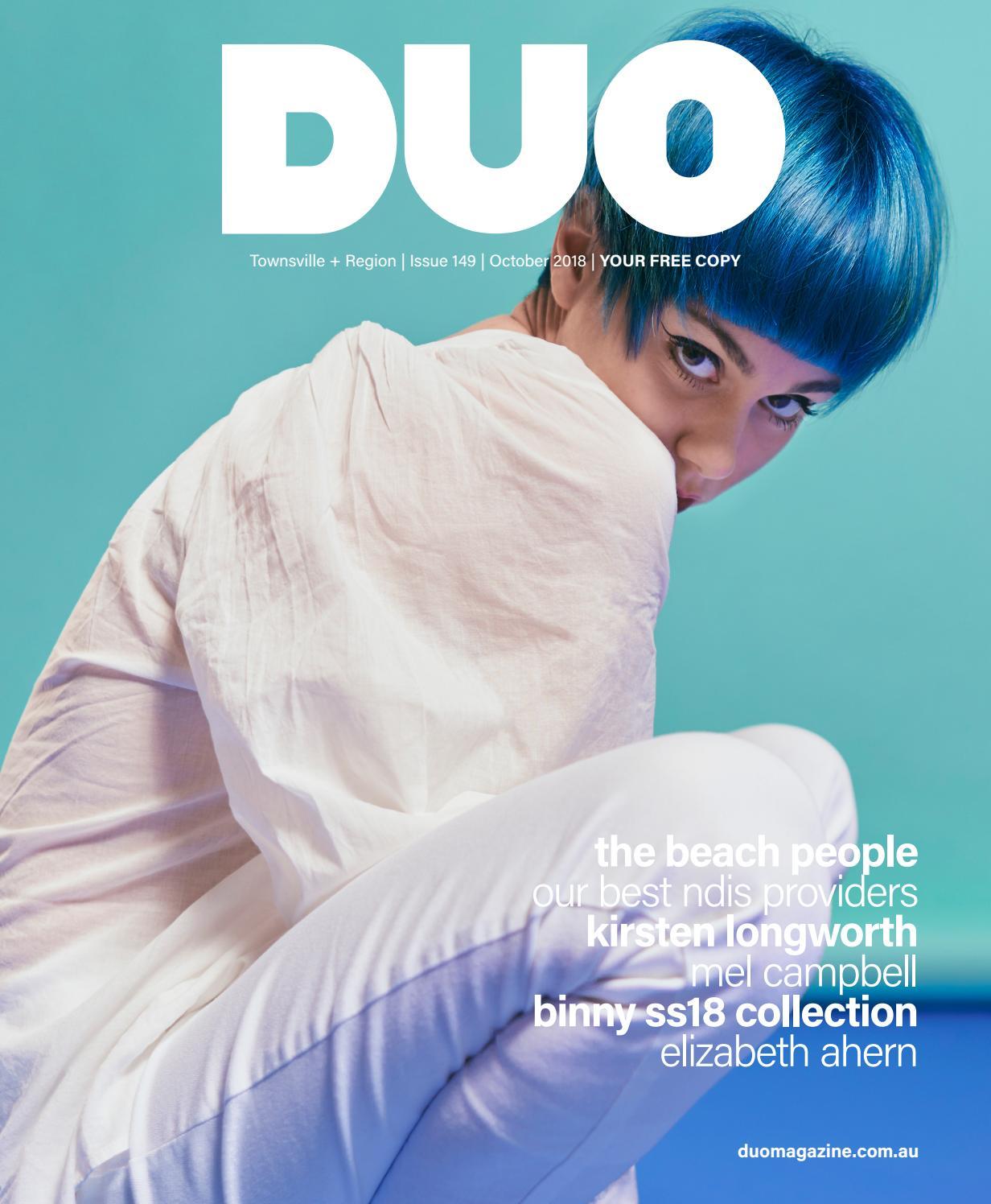 79d80ed17b8d DUO Magazine October 2018 by DUO Magazine - issuu