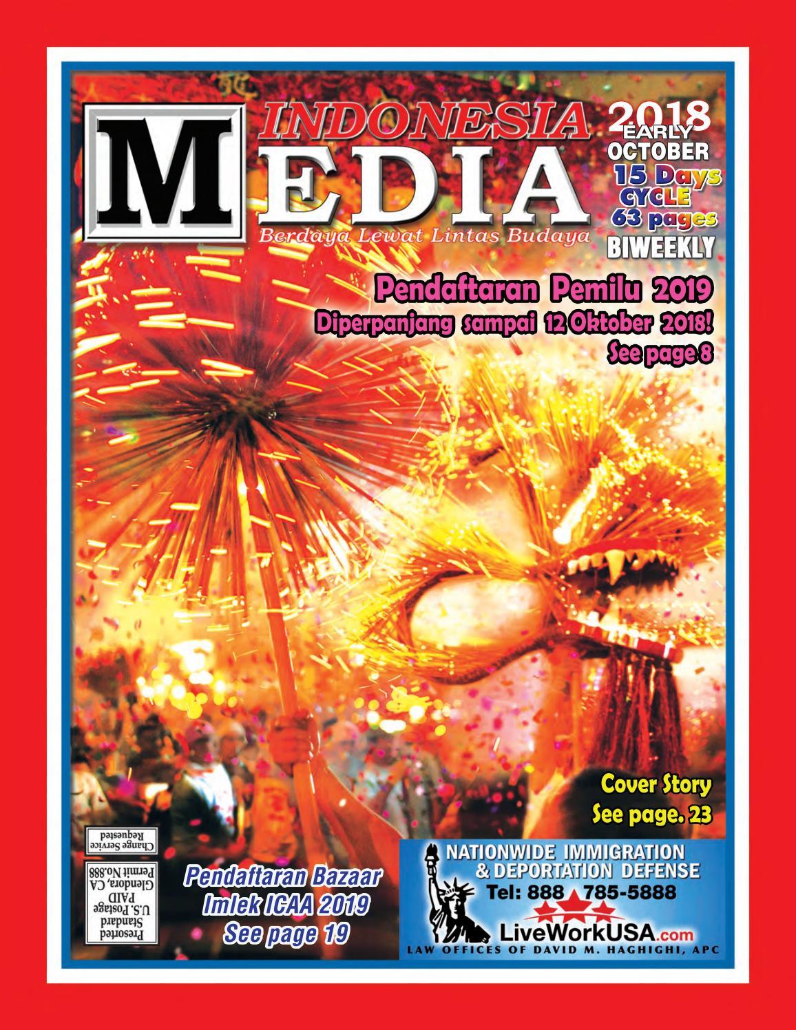 Indonesia Media Issue Early October 2018 By Issuu Produk Ukm Bumn Kain Batik Middle Premium 3 Bendera 01