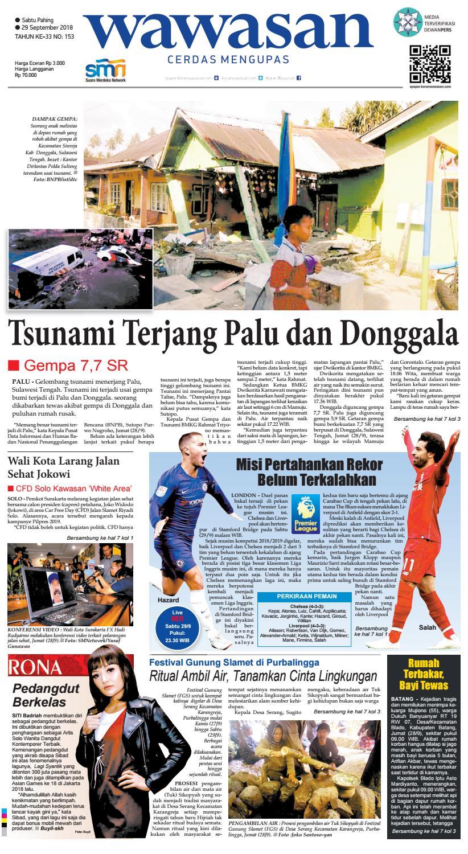 Wawasan 29 September 2018 By Koran Pagi Issuu Produk Ukm Bumn Kain Batik Middle Premium 3 Bendera 01