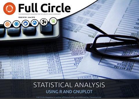 Full Circle Magazine #134 by Ronnie Tucker - issuu