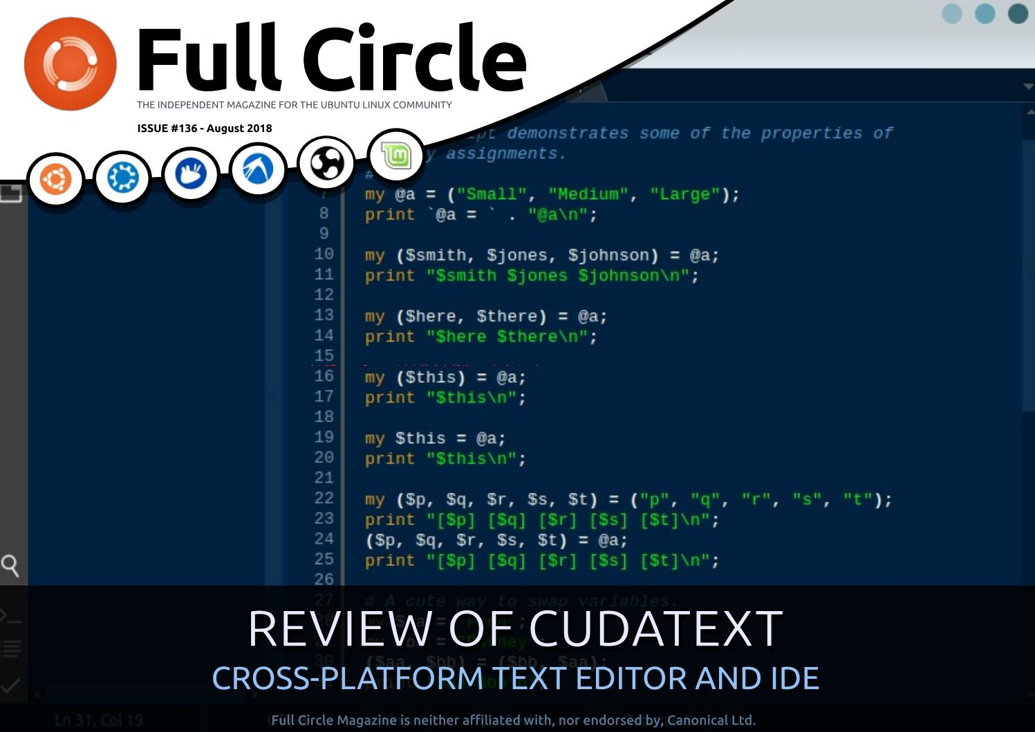 Full Circle Magazine 136 By Ronnie Tucker Issuu Is A Little Eyecandy Circuit Which Continuously Cycles An Rgb Led