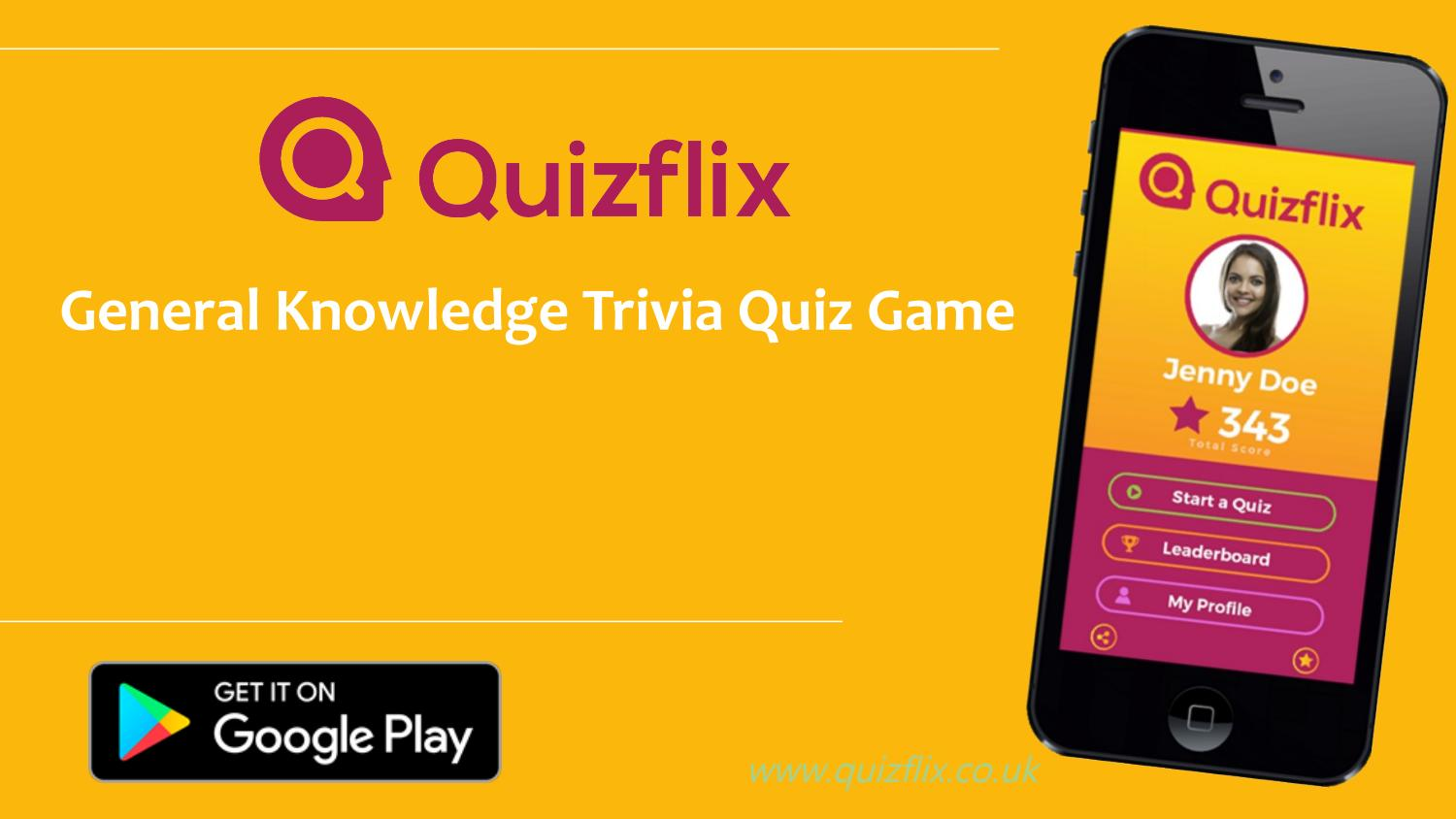 Free General Knowledge App by quizflix-app - issuu