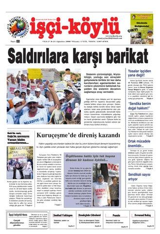 Demokratik Halk İktidarı İçin İşçi-Köylü Sayı 23 by Özgür