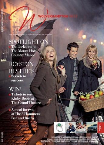 Wolverhampton West Magazine October 2018 By Jonathon Issuu