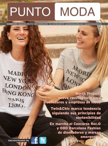 Revista PuntoModa 233 by Edicions Sibil-la SL - issuu 2e850262e96b