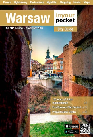 Warsaw In Your Pocket By In Your Pocket Issuu
