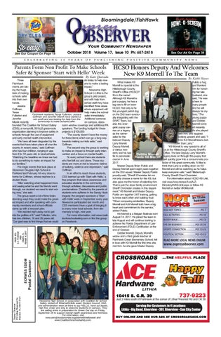 185d45f26c8c Osprey Observer 2018-10 Bloomingdale/FishHawk Political Guide by ...