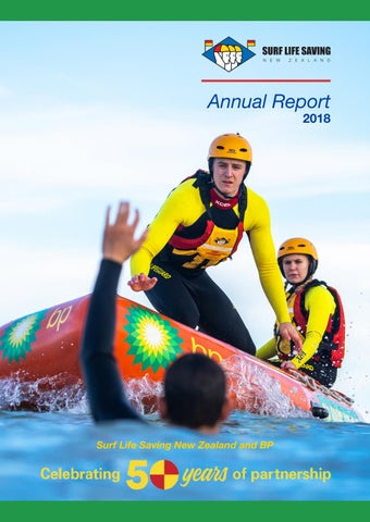 679c78fc726 Surf Life Saving New Zealand - Annual Reports