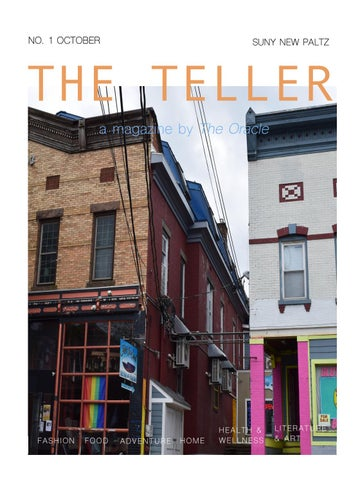 NO  1 OCTOBER by The Teller - issuu