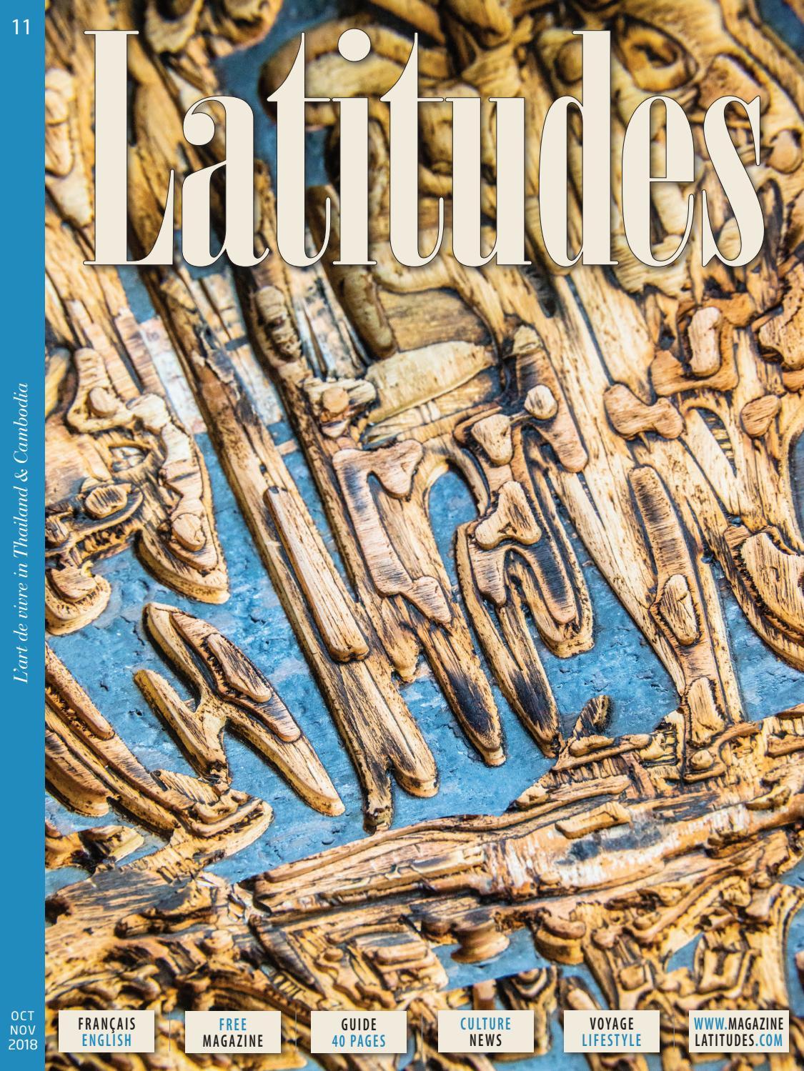 Latitudes 11 by LATITUDES - issuu 1ffeef7624b