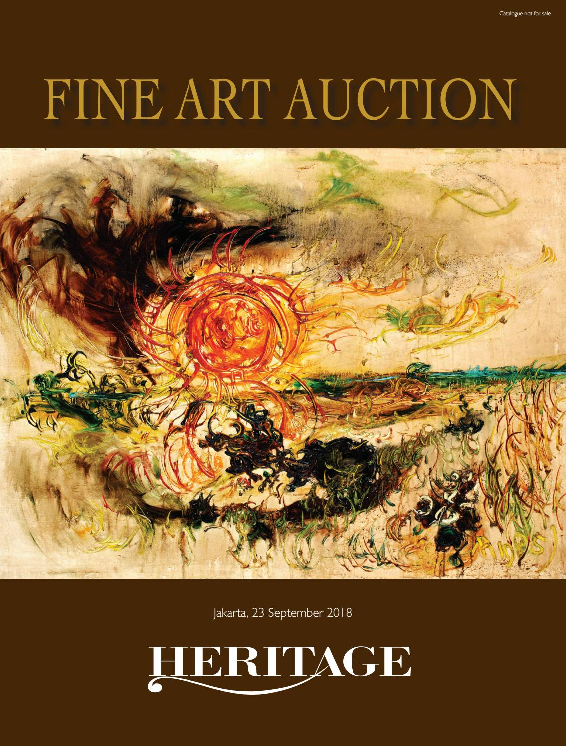 Heritage Fine Art Auction By Masterpiece Auction House Indonesia Singapore Malaysia Issuu