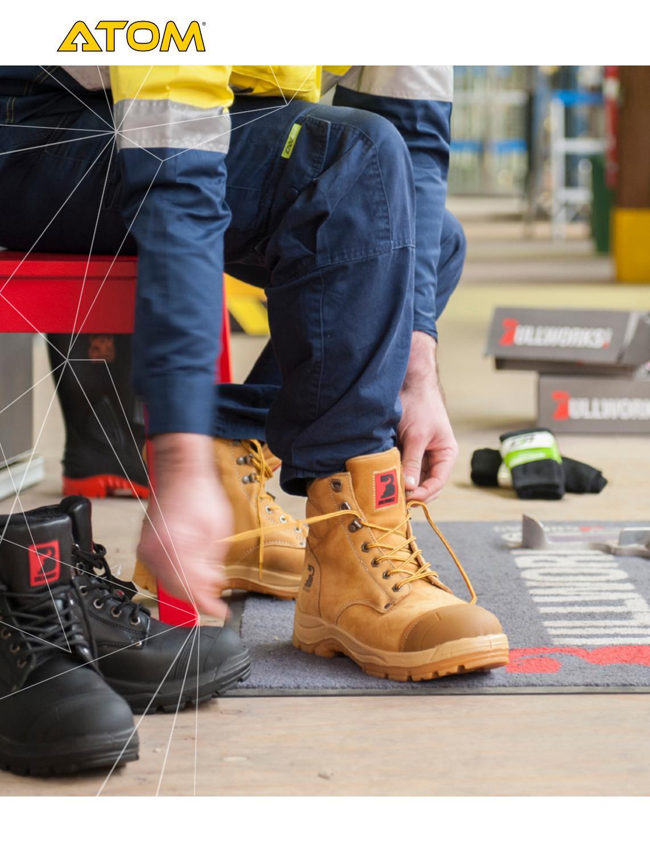 MENS LADIES SAFETY COMPOSITE TOE CAP MIDSOLE BLACK LACE UP WORK BOOTS SIZE 2-12