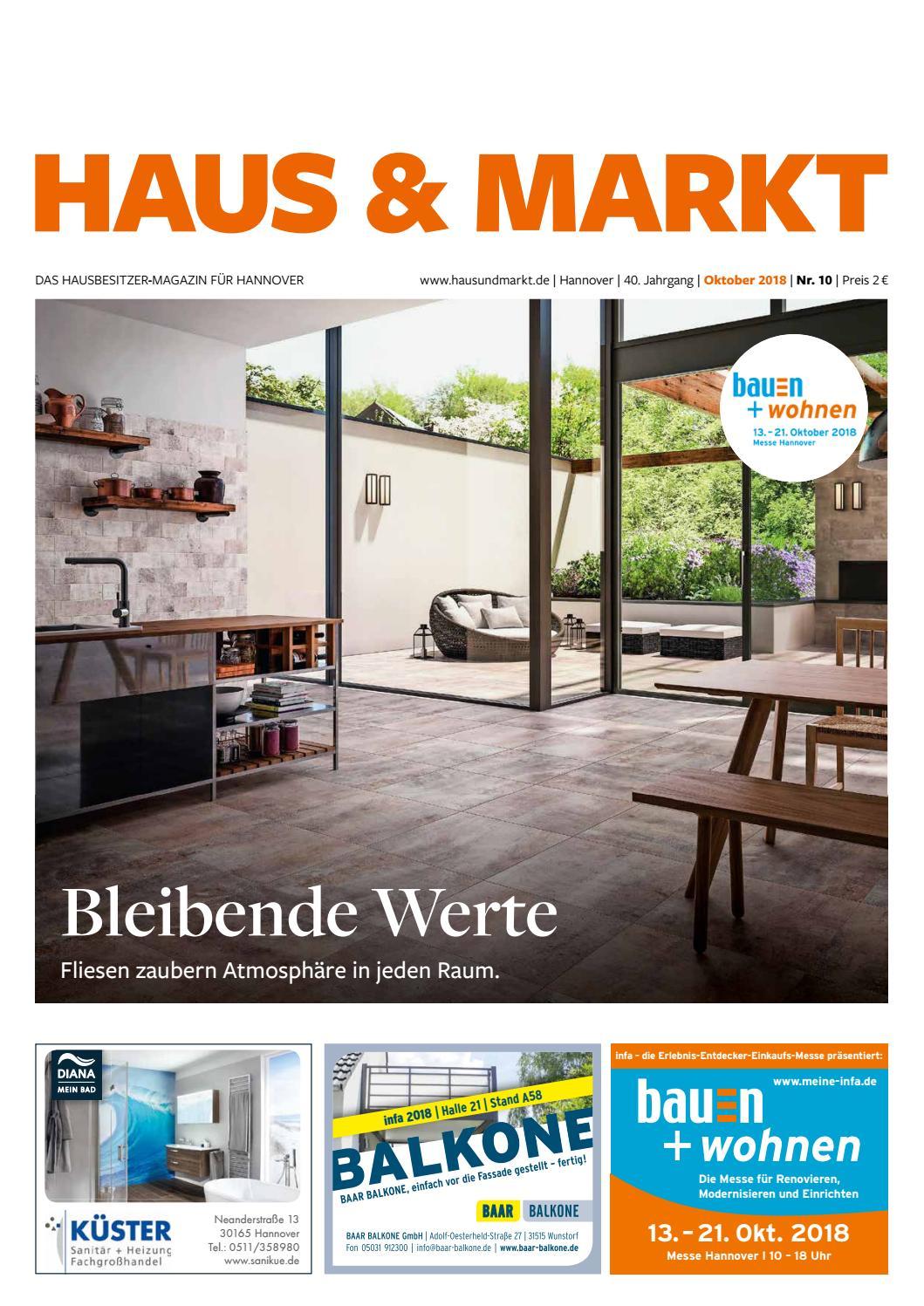 Haus Und Markt 10 2018 By Schluetersche   Issuu