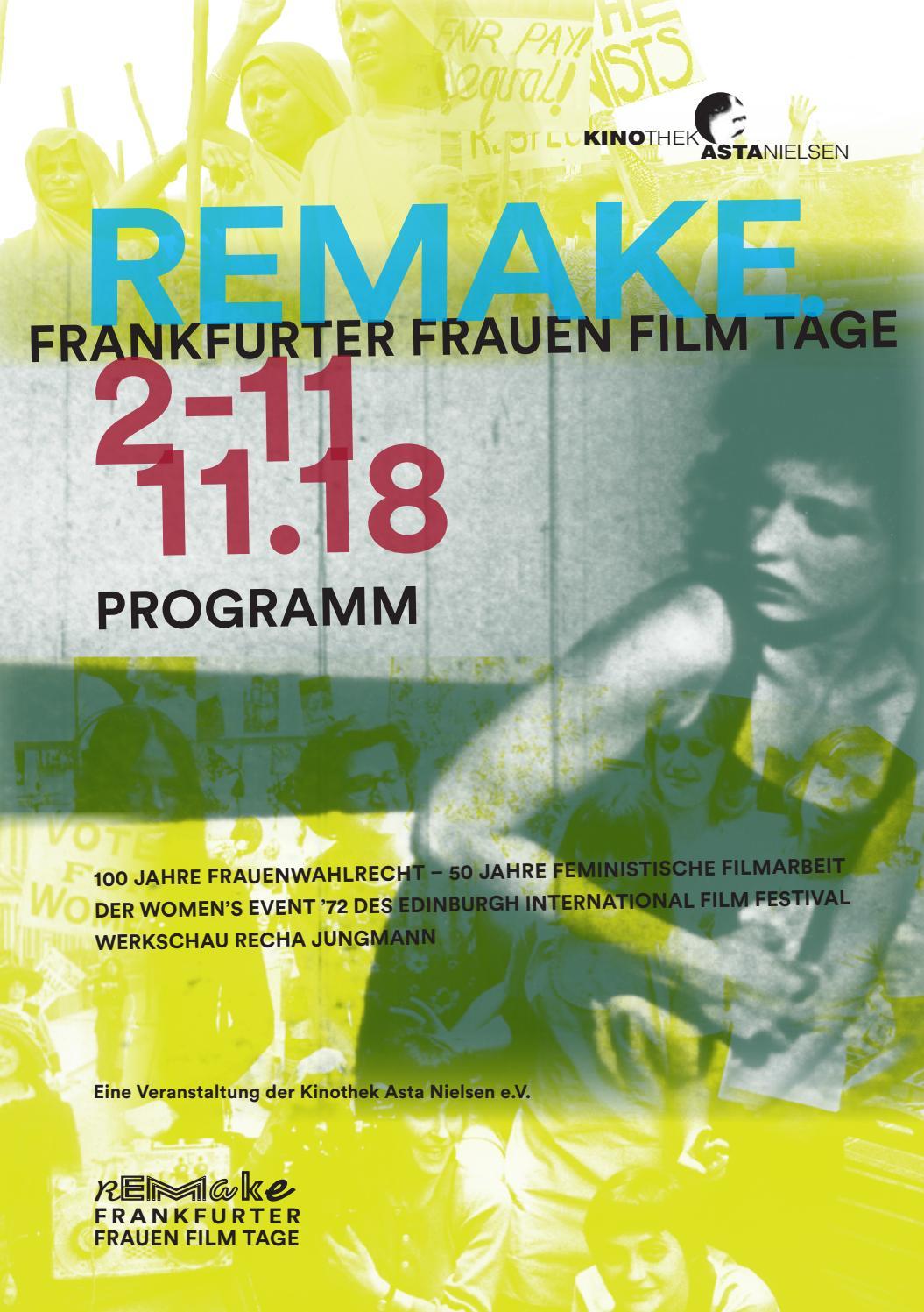Remake Frankfurter Frauen Film Tage By Kinothek Asta
