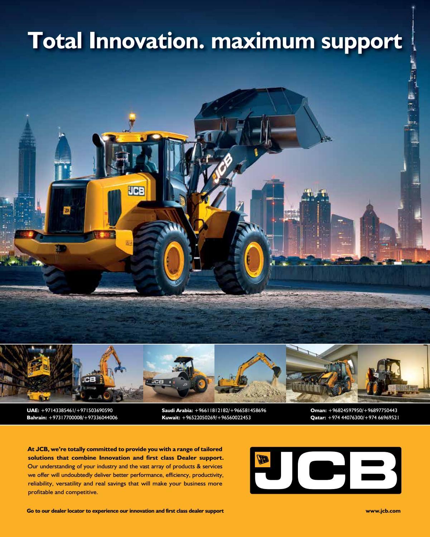 Jcb Dealer In Kuwait