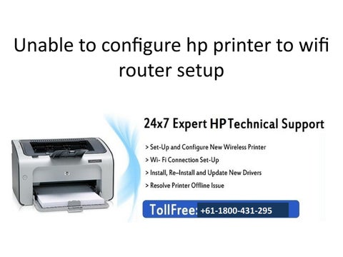 How to Fix HP DeskJet 2600 Wi-Fi Not Working
