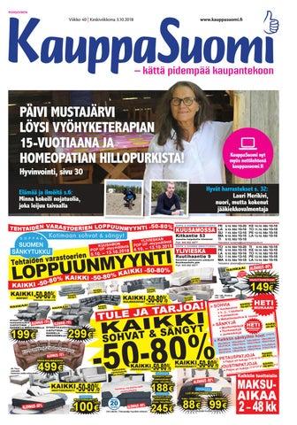 KauppaSuomi 40 2018 (P) by KauppaSuomi - issuu 73cd5cc064