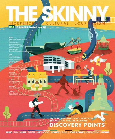 The Skinny October 2018 By The Skinny Issuu
