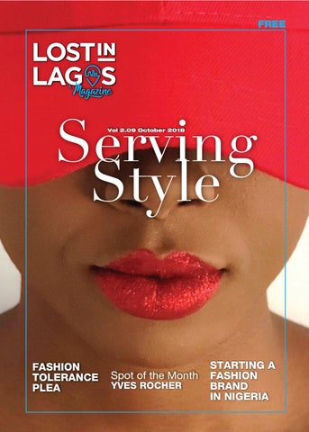 e4ef7c70f13 LIL Magazine October Issue by Lost in Lagos Magazine - issuu