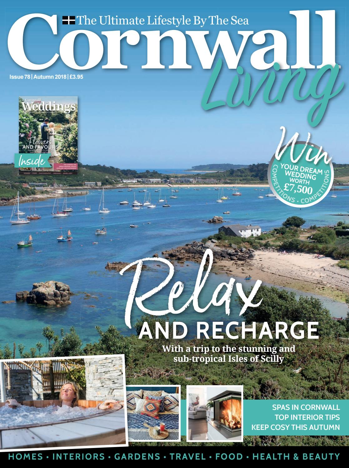 12d39d5597 Cornwall Living 78 by Engine House Media - issuu