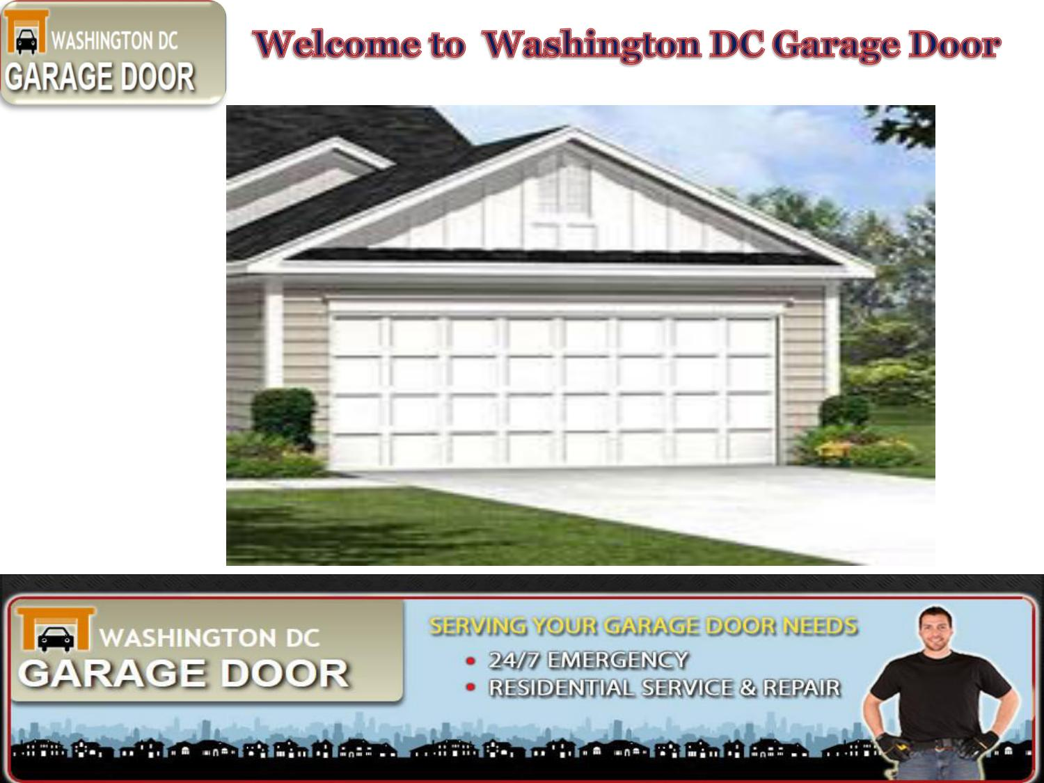 Best Garage Door Repair Washington Dc By Shaanan Nusinow Issuu