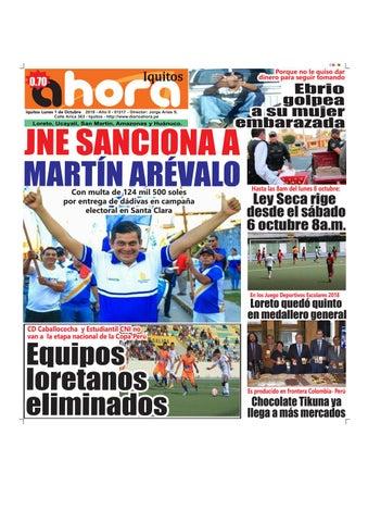 Iquitos 01 de Octubre del 2018 by Jonatan Arias - issuu 2d1acbe1107