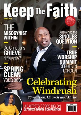 Keep The Faith issue 104 by Keep The Faith magazine - issuu