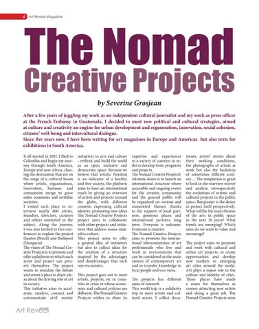 Page 4 of The Nomad Creative Projects