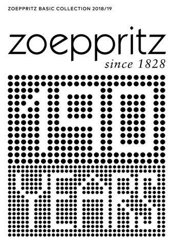 zoeppritz since 1828 - Collection 2018 2019 by zoeppritz since 1828 ... e2865fa7c6d