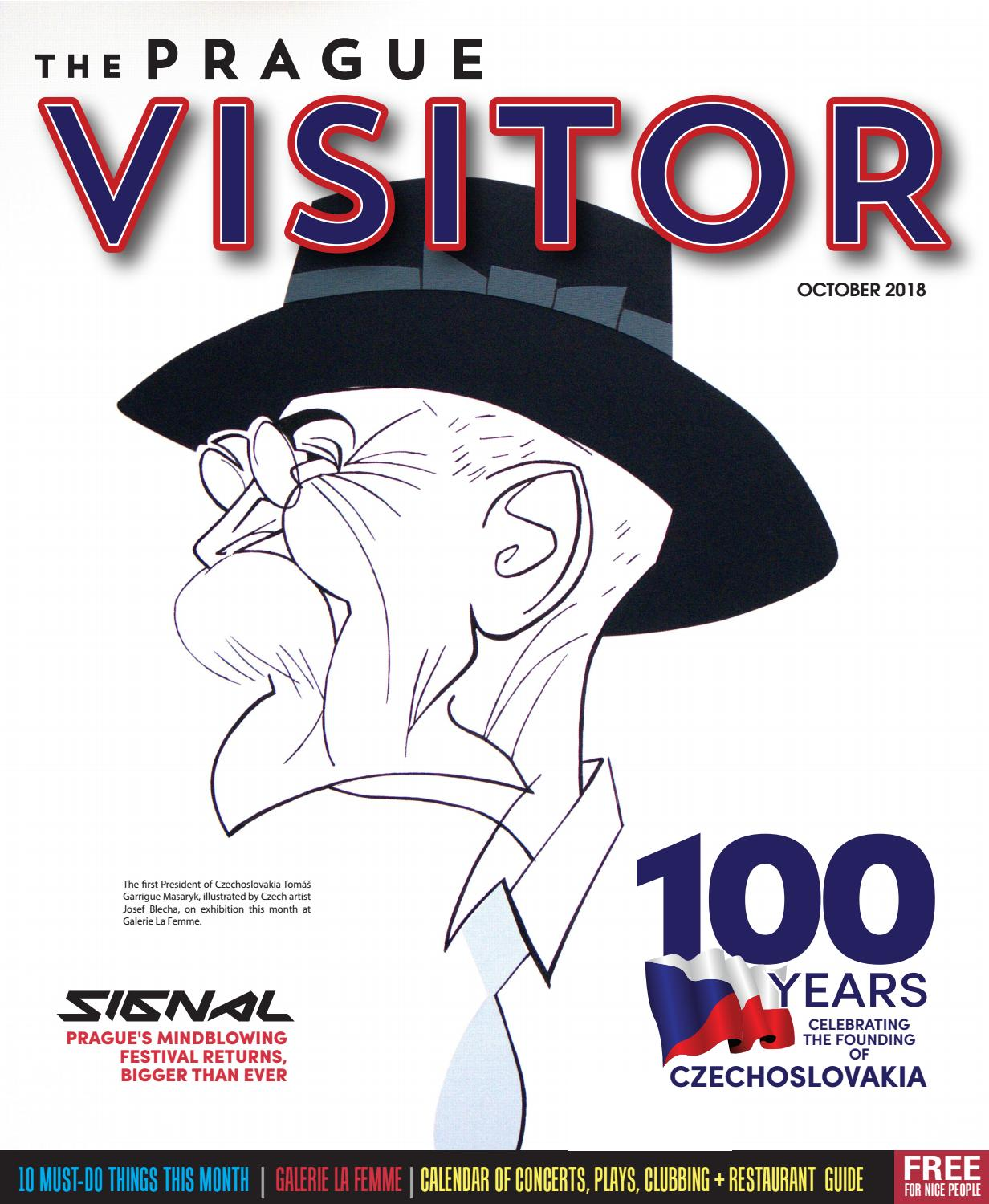 027107c5 Prague Visitor - October 2018 by The Prague Visitor - issuu