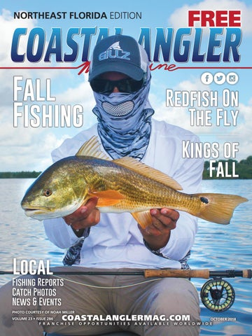 86362d2758b Coastal Angler Magazine - October   Northeast Florida by Coastal ...