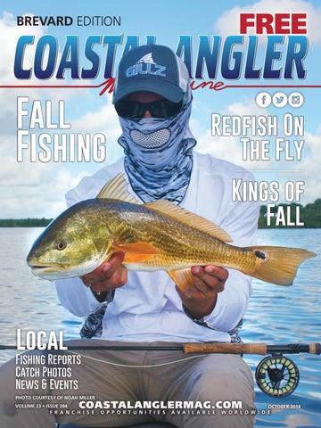 bd3aa9937fa2 Coastal Angler Magazine - October / Brevard by Coastal Angler ...