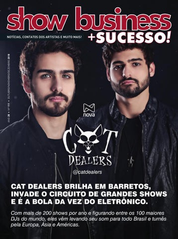 80e3bfeed0ee5 SHOW BUSINESS + SUCESSO! - Ed. 111 by Editora Espetaculo - issuu